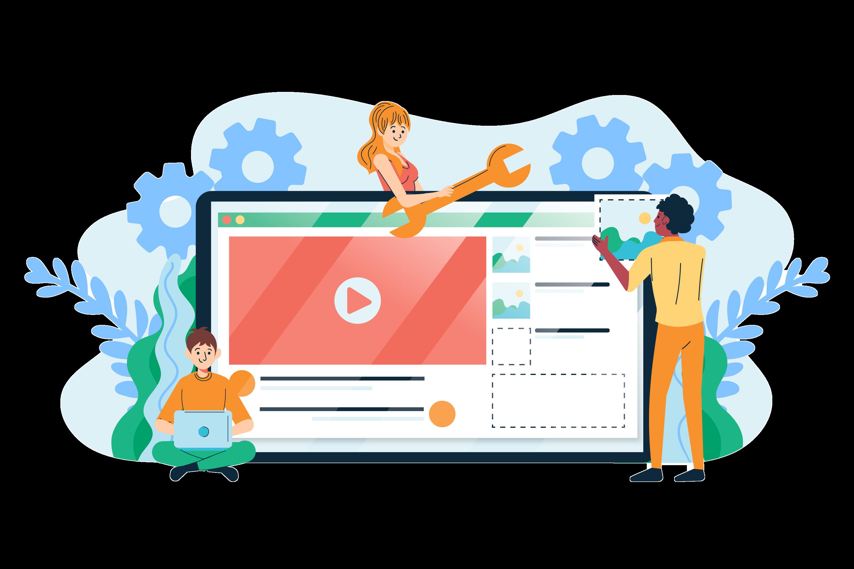 Diseño de páginas web, Tienda Online, Ecommerce - ACV System
